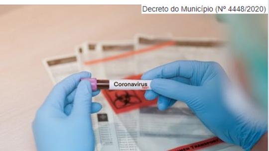 Decreto Municipal Nº 4448/2020