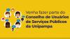 Venha fazer parte do Conselhos de Usuários de Serviços Públicos da Unipampa