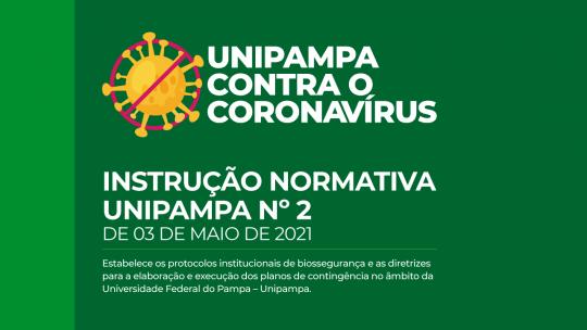 sobre fundo verde há desenho representando o coronavirus com uma tarja vermelha que o cruza