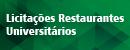 Site para acompanhar as licitações para os restaurantes universitários da Unipampa