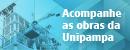 Site para acompanhar as obras da Unipampa