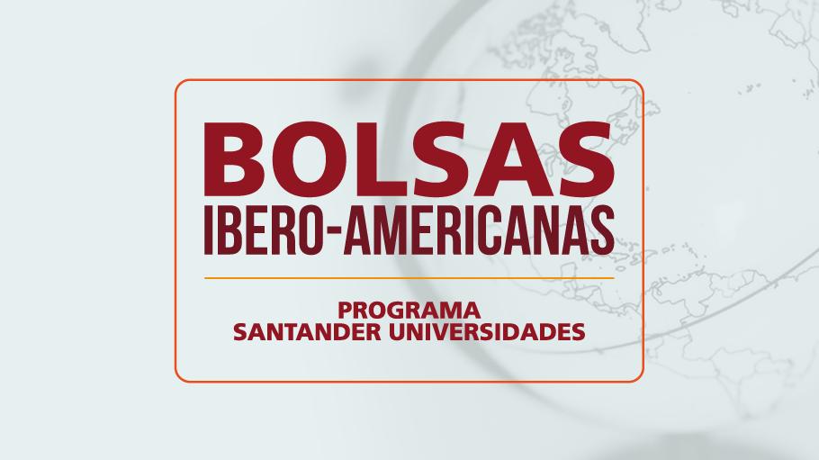 Bolsas Ibero-Americanas recebem inscrições até 12 de setembro