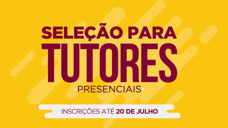 Anúncio da seleção de tutores presenciais EaD/UAB Unipampa.