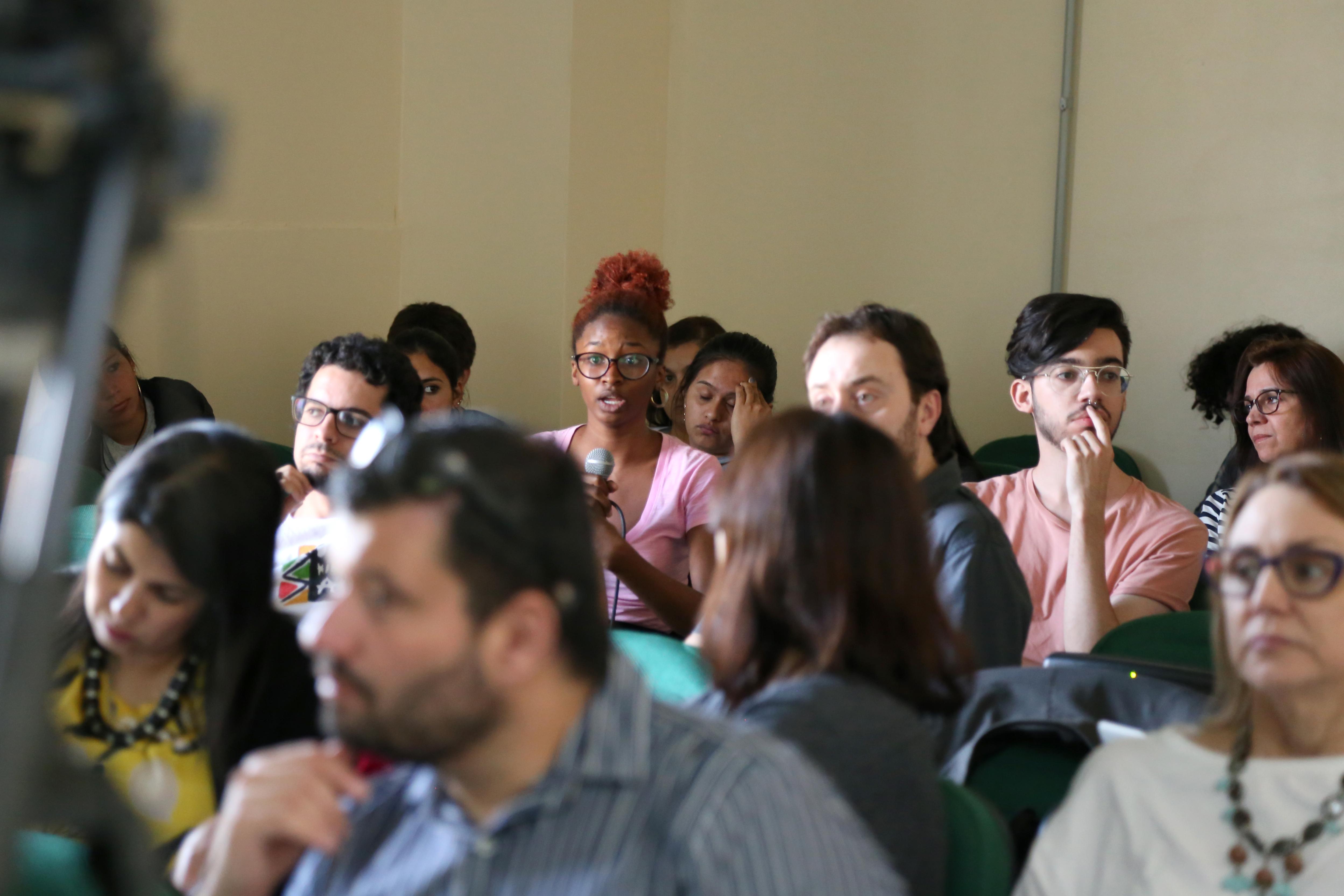 Encontro do PDI reuniu comunidade acadêmica em São Borja - Foto Milene Marchezan/ACS Unipampa