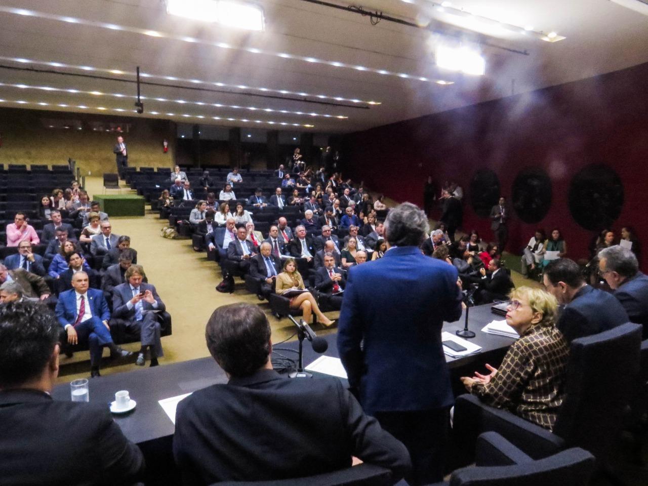 Lançamento da Frente Parlamentar Mista pela Valorização das Universidades Federais