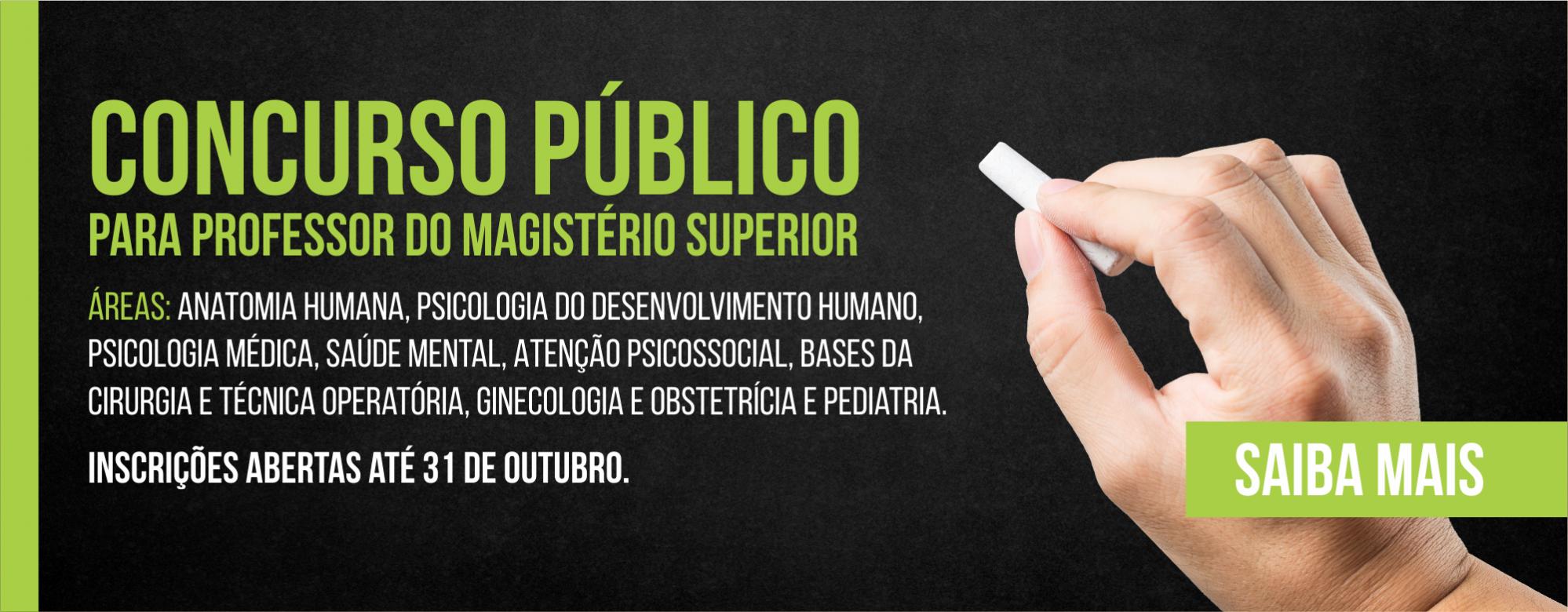 CONCURSO PROFESSORES URUGUAIANA