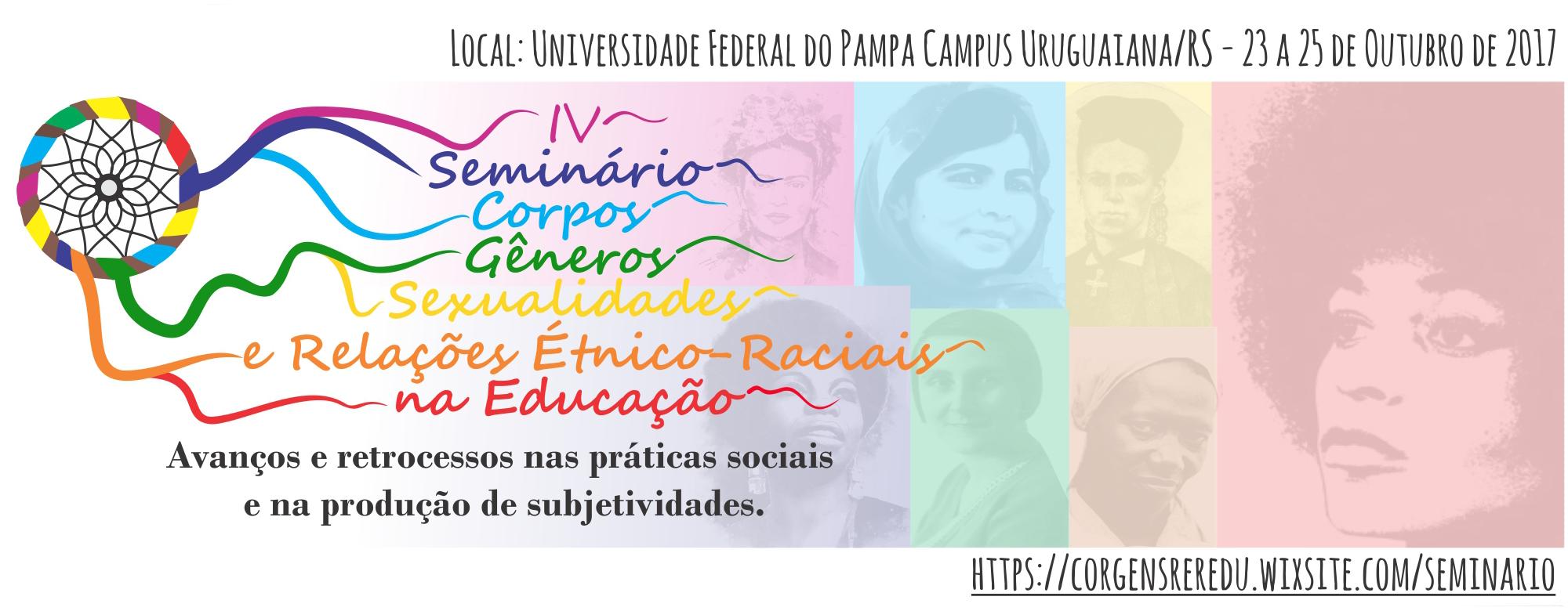 Campus Uruguaiana promove seminário sobre questões de gênero e étnico-raciais na educação