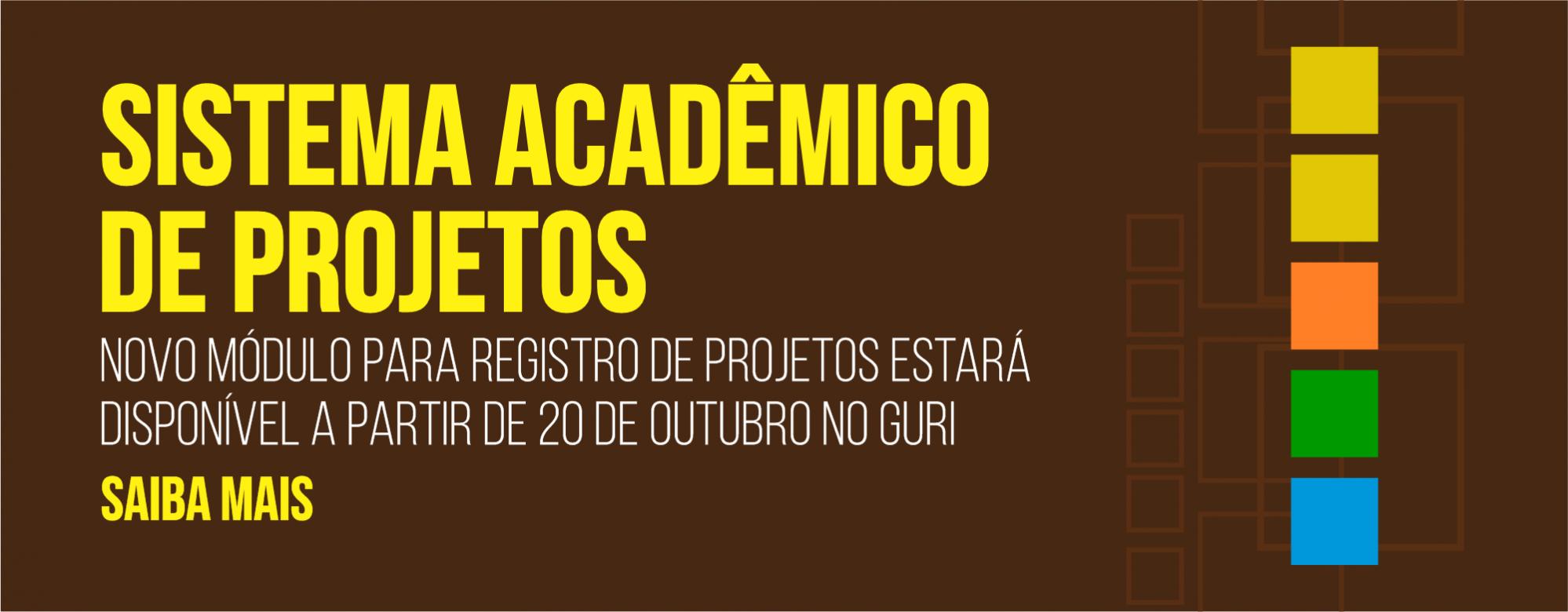 Unipampa implementa Sistema Acadêmico de Projetos