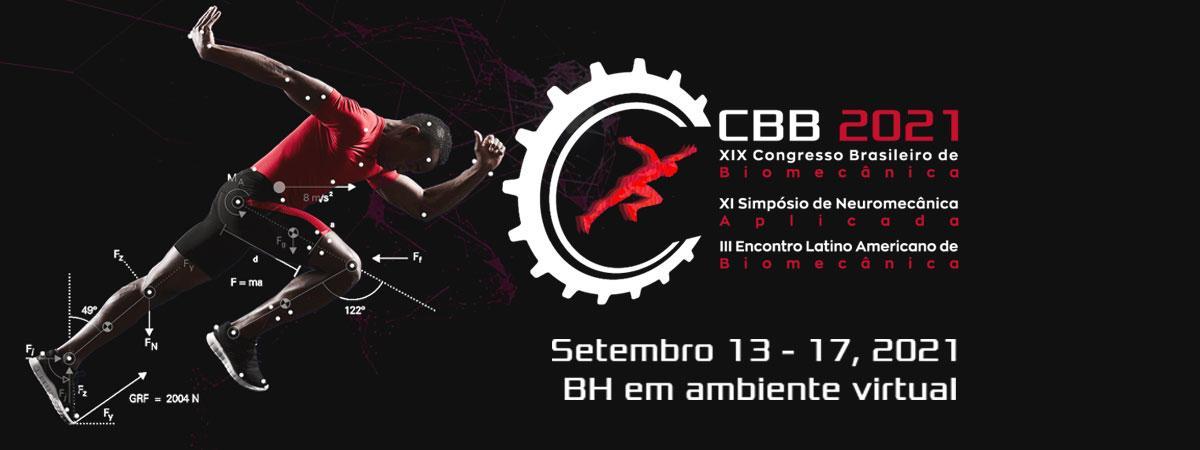 XIX Congresso Brasileiro de Biomecânica