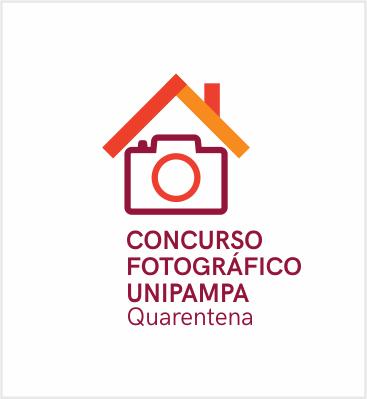 logo do concurso, desenho representa uma câmera fotográfica com um telhado em cima