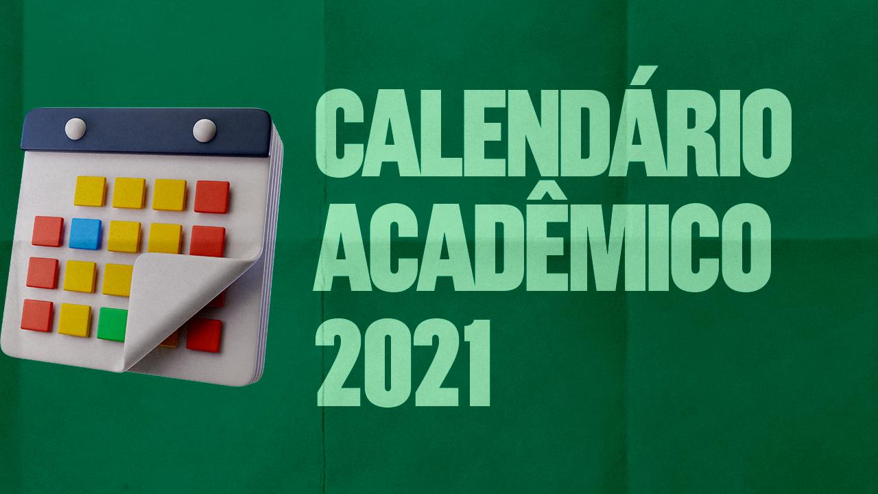 Calendário Acadêmico 2021