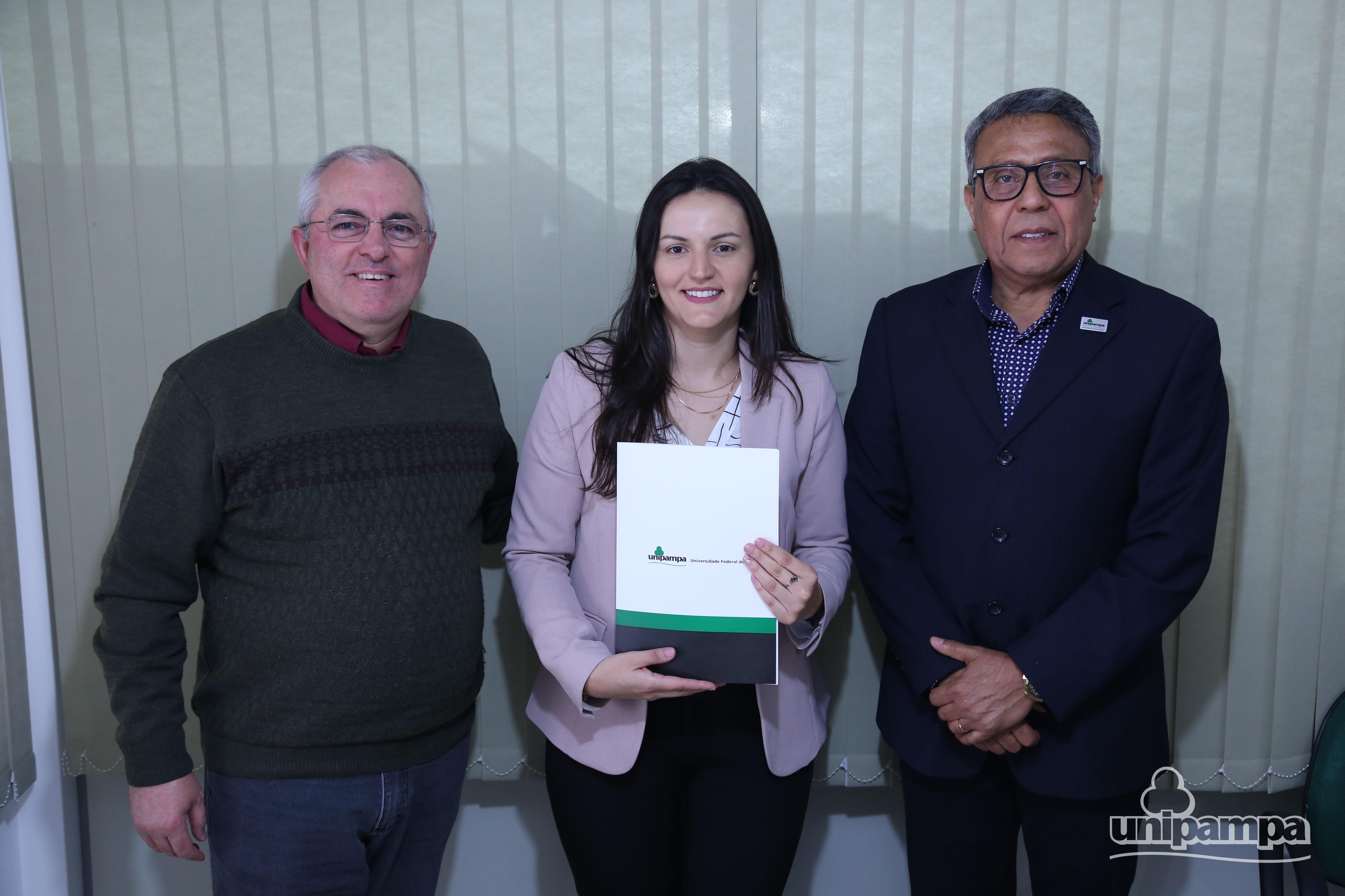 Fernanda Volpato Chiapinoto - Foto: Ronaldo Estevam/Unipampa