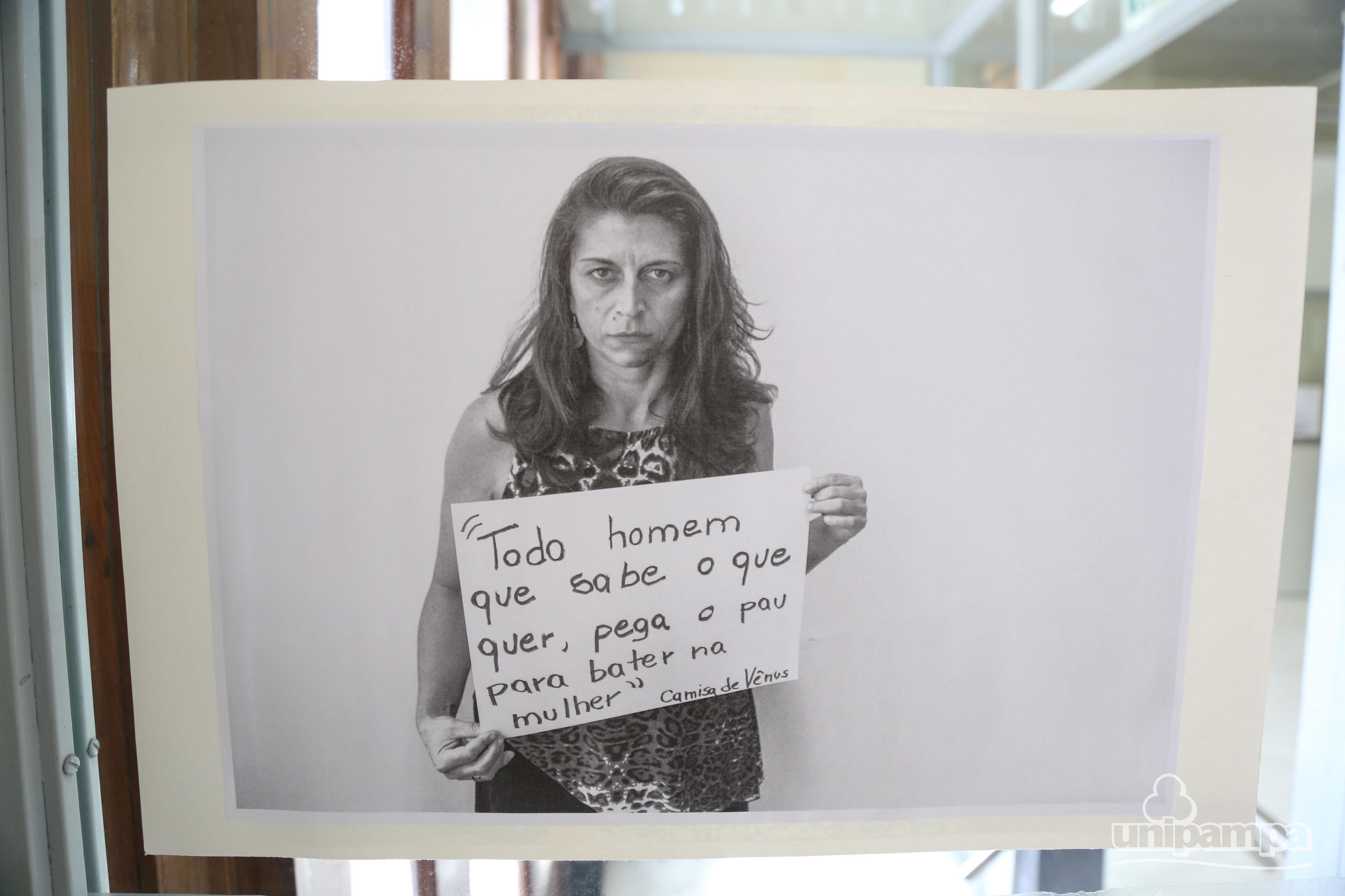 A letra do grupo Camisa de Vênus também reforça conteúdo machista. Foto: Ronaldo Estevan