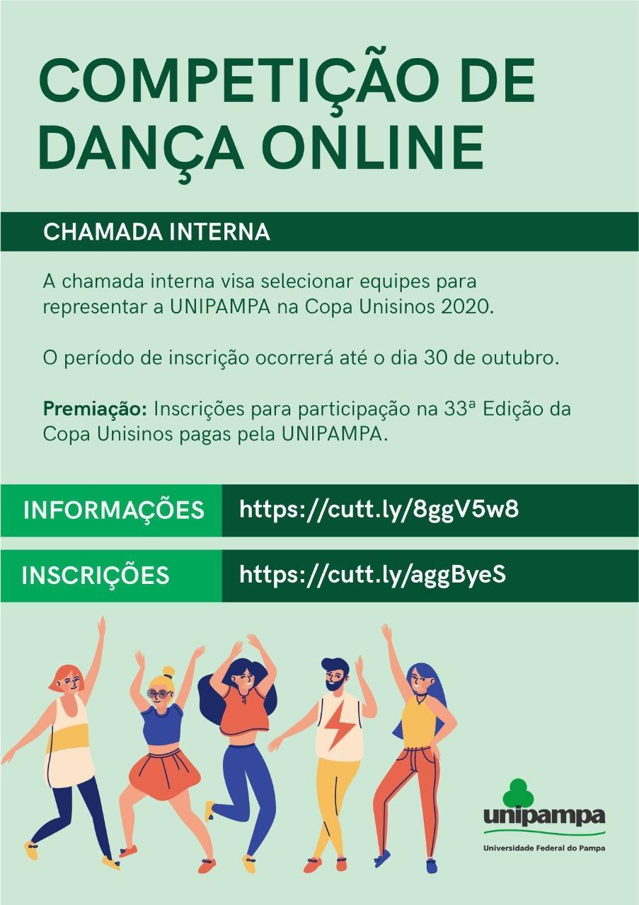 Competição de Dança Online
