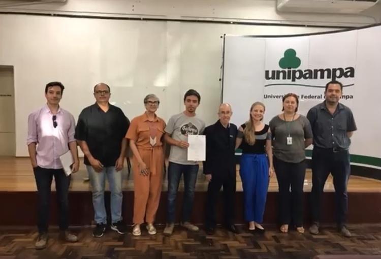 Campus Uruguaiana recebe autoridades para fortalecer parcerias