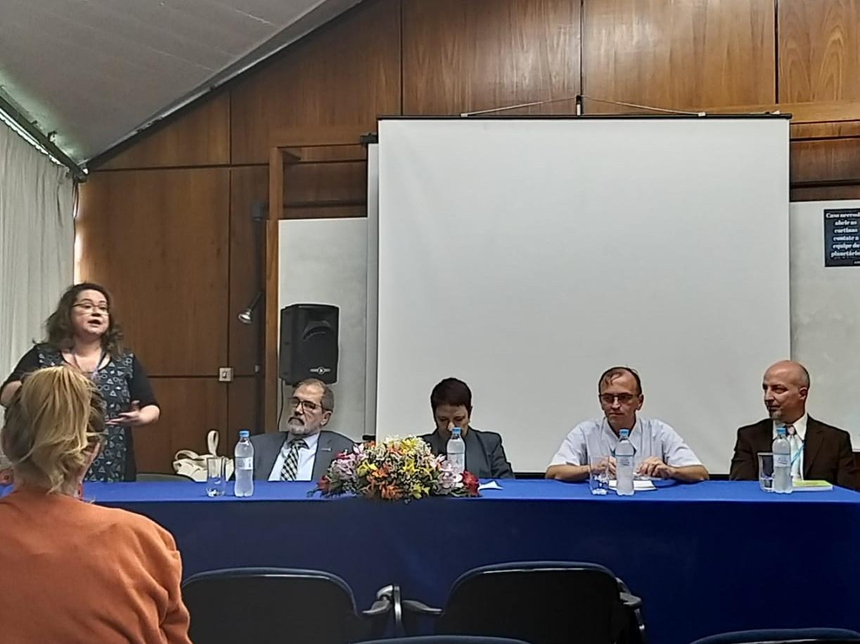 As atividades do evento acontecem no Campus Bagé de 02 a 04 de outubro. Foto: Sônia Gonzatti/Univates