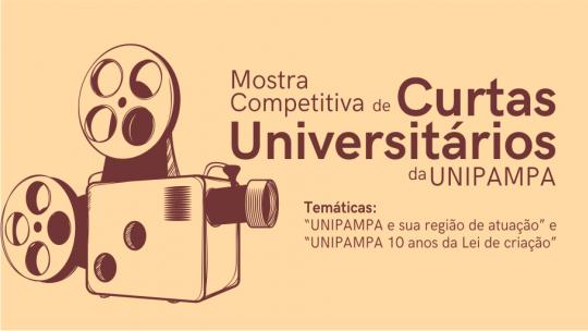 Mostra Competitiva de Curtas Universitários
