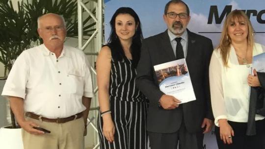 Reitor da Unipampa é presidente do Conselho de Reitores das Universidades da UPM