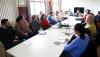 No encontro foram discutidas questões operacionaiscomo a capacitação do primeiro grupo de membros da comissão, a ser rea