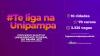 cartaz do processo seletivo #te liga na unipampa