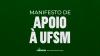 Manifesto de apoio à UFSM