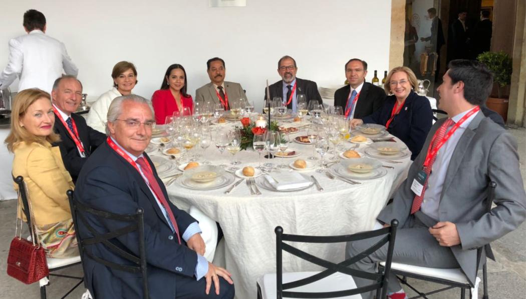 Os reitores e representantes de universidades trataram também sobre ações de internacionalização e de ampliação das oportunidade